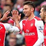Arsenal de Alexis Sánchez pulverizó a AstonVilla y se metió en zona de copas europeas http://t.co/SN539dfvmR http://t.co/IS8IkYcPfJ