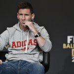 """""""Nunca más quiero entrevistar a Leo Messi"""", dijo periodista John Carlin http://t.co/k14ecvORDU http://t.co/rNqyyWPzbE"""