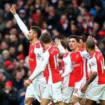 No dependen de Alexis Sánchez: Arsenal le pasó por encima al Aston Villa: http://t.co/WRcrdqQS84 http://t.co/a23BqaXU8N