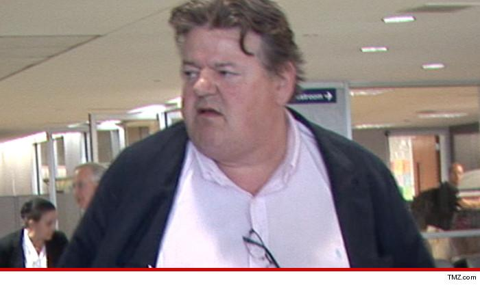 """Harry Potter"" star Robbie Coltrane -- Hagrid hospitalized after flight"