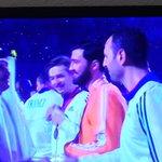 Les voilà nos toulousains Champion du Monde @ValHand28 @JrmeFernandez @CyrilDumoulin #Qatar2015 #Handball #toulouse http://t.co/ixwpJ9ophh