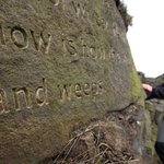 Great to see The Stanza Stones featuring on BBC Countyfile. Poetry about water carved in stone . #Yorkshire http://t.co/iED1SJMXQe