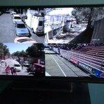 Municipal realiza pruebas con cámaras de vigilancia instaladas en el Estadio El Trébol http://t.co/RV1v1LqCwZ