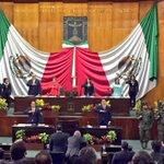 """Con 18 de 30 diputados el @MorelosCongreso inició 2 informe de @gracoramirez (12 diputados andan en campaña) http://t.co/VT9E77OSxY"""""""