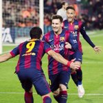3 horas para el Barça-Villarreal. Recuerden que SI va por TDN! http://t.co/WZhOh9MhwO