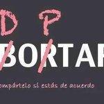 Si usted no se cuidó, teniendo tantos métodos anticonceptivos y después quiere abortar, no me venga con weas #Corta http://t.co/hrIgeniPHx