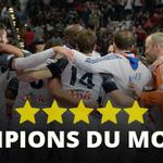 Les Experts sont CHAMPIONS DU MONDE ! 5ème titre mondial, cest un record historique ! http://t.co/RZQjHV4U0U http://t.co/EFmXOT3yfr