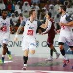 France wins Qatar 22 – France 25 #France defeat #Qatar to win the 24th Mens #Handball World #Championships #final http://t.co/H8kWCjqcvI