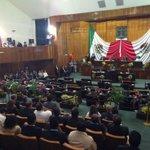 Así luce el recinto legislativo @gracoramirez @MorelosCongreso http://t.co/6hbVXnIl4J