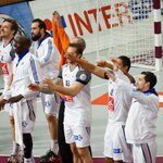 Ils sont champions du Monde ! #handball #qatar2015 http://t.co/euTBtBiXR4