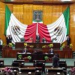 En el uso de la tribuna del @MorelosCongreso el Gobernador de #Morelos @GracoRamirez. #2informeMorelos #VisionMorelos http://t.co/RrsVwZYAm6