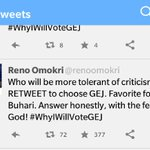 """""""@rosanwo: Update on the @renoomokri poll. Was it rigged? Where are the IP numbers? http://t.co/roMtwfJkiH"""""""