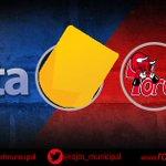 53 | Tarjeta amarilla para Franklin Barrios de Malacateco. Te la presenta #Bremen. http://t.co/i20EQe2n99