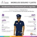Somos el primer estado en implementar el #MandoÚnico. Con 28 municipios integrados. #2informeMorelos #Morelos #México http://t.co/VbJiryRpo1