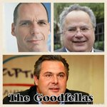 The Goodfellas @PanosKammenos @NikosKotzias @yanisvaroufakis http://t.co/MIlwL6vgBq