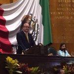 El gobernador @gracoramirez comparte un mensaje en el Congreso de Morelos con motivo de su 2o. Informe de Gobierno. http://t.co/8nrIzqdDWR