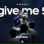 Belle réactivité de @adidasFR. Légendaire. Des experts cinq étoiles ! #allbleus #FRAQAT #ChampionDuMonde #SocialMedia http://t.co/CAFMDvEsG9