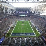 The roof is open at #SB49 #NEvsSEA http://t.co/FC6lL4E8CZ