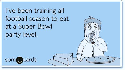 We're at championship level. How about you? #SuperBowlSunday http://t.co/ZuMWn4NLTt