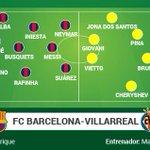 15 minutos para que empiece el FC Barcelona - Villarreal. Sigue la previa aquí: http://t.co/8zSYBByqAA http://t.co/CXnNp8DAKH