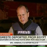 Fantastic news to wake up to - @PeterGreste is free! #FreeaAJStaff #PeterGreste http://t.co/eHPx8lXdGk