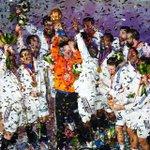 Champion du Monde ( 1995, 2001, 2009, 2011 et 2015) #handball #qatar2015 http://t.co/mJmN109knk