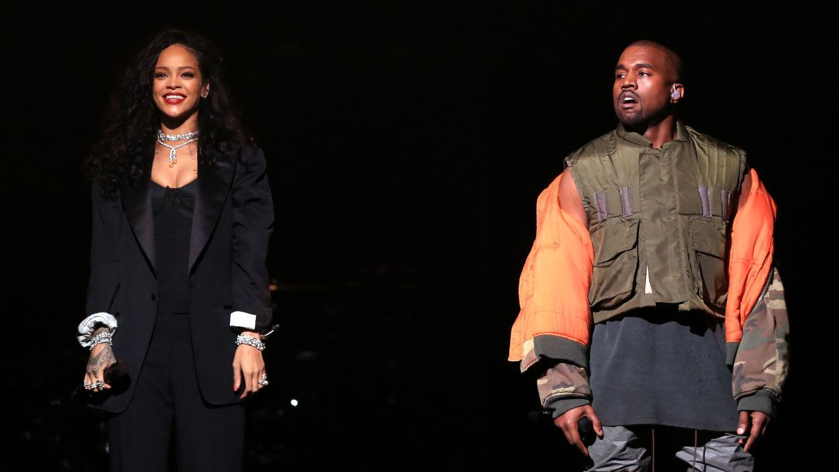 Rihanna And Kanye West Surprised Fans With This Performance: Watch