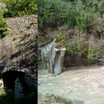 Arta, #Greece: 19th-century stone bridge of Plaka collapses due to floods http://t.co/NwaVKJg5nx v/@keeptalkingGR http://t.co/k6GQPFXnYD