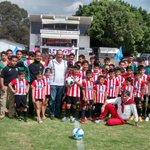 Di el arranque al partido de 2a vuelta, del torneo de 3a división de Atlético Cuernavaca contra Tigres de Oaxaca http://t.co/VUf1ExlhLA