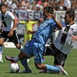 [FOTO] El debut del paragua Cáceres http://t.co/chMvqsQ62Q