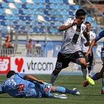[FOTO] Una de las buenas figuras de Colo-Colo. Silencioso. Claudio Baeza http://t.co/JoRvn3EMyB