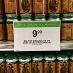 Looking to bring the perfect #beer to a #SuperBowl party? Stop by @Publix for some @BigTopBrewCo - Made in #Sarasota! http://t.co/gnvIBD7RtX