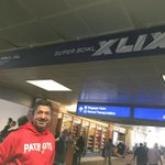 RT @bharat_n_anand: Just landed Phoenix. Major economic event. #SB49. Oh yes, major sporting event too.#HBXchat