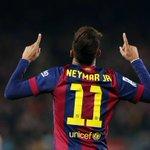 El de @Neymarjr antes del descanso ha sido su 22º gol de esta temporada, el 15º en la Liga #FCBlive http://t.co/HRvgnnqifu