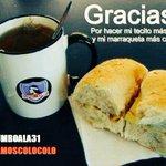 #VamosColoColo #ColoColo @MundoColoColo volvieron los lunes de desayuno riko y Marraqueta crujiente!! http://t.co/SXlXbEhCZV