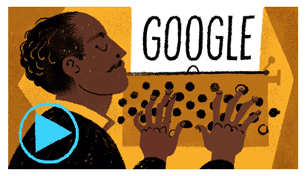 #HappyBirthday to #LangstonHughes. Check out @google's doodle to celebrate the first day of #BlackHistoryMonth http://t.co/D13CTAYZhf