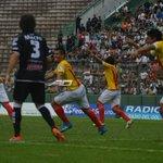 #FederalB | Mirá el festejo del eterno goleador, Cristian Alfaro. #Mitre http://t.co/jchfZzq9BB