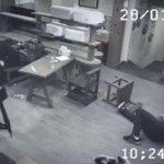 """[Video] """"Gatúbela china"""" se enfrentó a tres hombres http://t.co/FSXKAjuiW2 http://t.co/HTwwDvnyzs"""