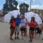 Entrega de material promocional de #Salta en las calles principales de #VillaCarlosPaz http://t.co/br7IW518SE vía @raulsiares