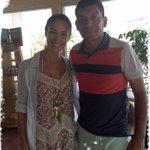 Para festejar el triunfo d @ColoColo que mejor q encontrarme con el gran Huaiquipán ! http://t.co/QDM0Vz9vdd