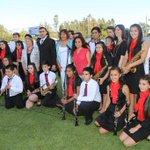 Ahora: Presidenta Bachelet en la Inauguración del Campeonato Nacional Amateur Súper Senior en Codegua http://t.co/D0tWMQX7p5