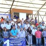 Fotos. Presidenta Bachelet en inauguración del Campeonato Nacional Súper Senior en Codegua http://t.co/2xc0yi7Njl