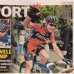 """@Geelong_Mayor: More media coverage of @CadelRoadRace #livelovegeelong @AddyEditor http://t.co/b6WoFlWiwU"""