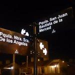 Lo que prometió cumplió! Las calles de Santa Ana II ya tienen nombre Gracias @miguelisaok http://t.co/EXkHTgPqWw