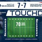 Reminder: Seahawks most explosive team in the @NFL. @DangeRussWilson @TheRealCMatt13 @MoneyLynch #NEvsSEA #SB49 http://t.co/zfxbBU3ABT