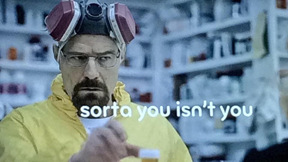 I might switch to @esurance JUST because of this commercial #breakingbad @BryanCranston #superbowlcommercials http://t.co/r2YsR2sfgz