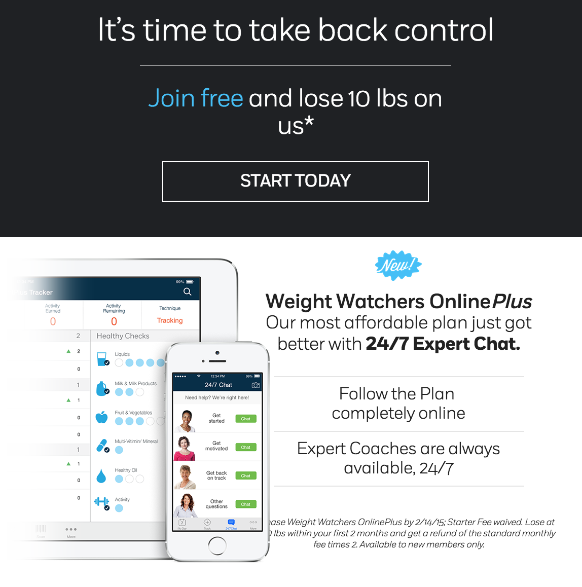 I'm excited to see @WeightWatchers offering something like this to help! http://t.co/5quHpf5YbY #WWsponsored #SB49 http://t.co/Kw6dDmeEY8