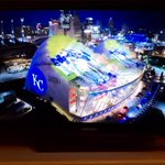 All of #KC just cared about the #SuperBowl. Great work @Royals!!! #sbads #Royals http://t.co/IYIGW4XjhL