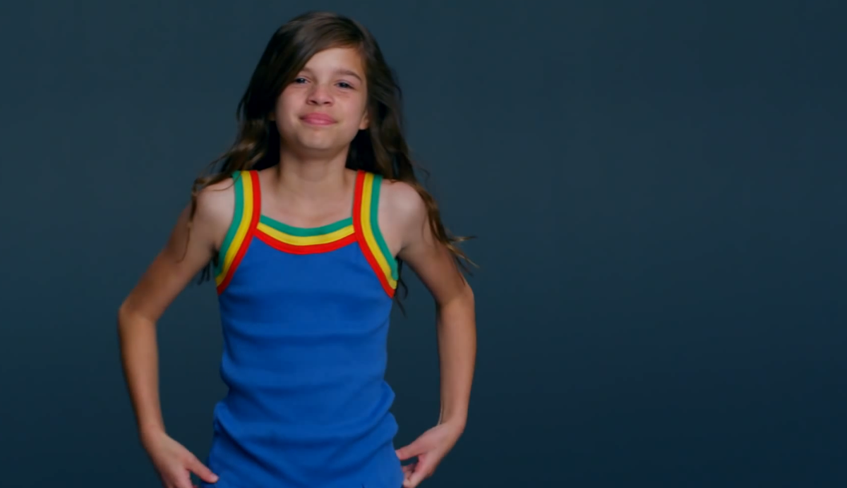 .@Always won #LikeAGirl with that powerful anthem. http://t.co/gHtsfdFWX3