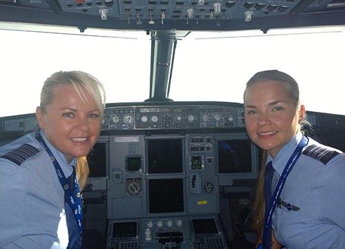 Well done RT @JetBlue: Fly #LikeAGirl. http://t.co/LYU5NwOlCE